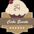 The Cake Event Logo