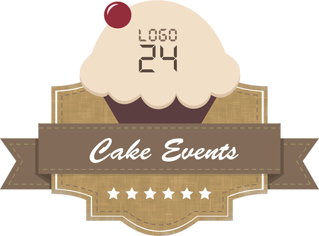 The Cake Event Logo